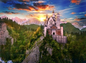 Neuschwanstein_Castle_by_tigercek