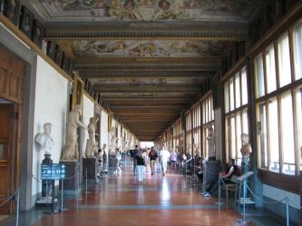 galeria-uffizi