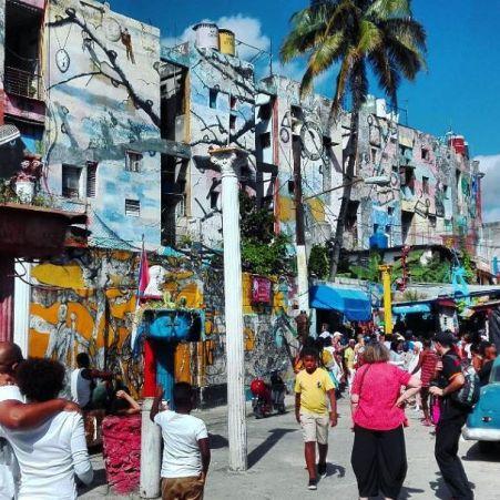 barrio afrocubano, la habana